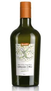 Huile d'olive Demeter grand Cru