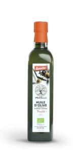 huile d'olive demeter 1L